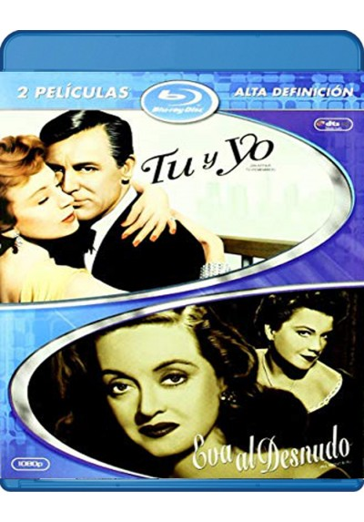 Tú Y Yo / Eva Al Desnudo (Blu-Ray) (An Affair To Remember / All About Eve)