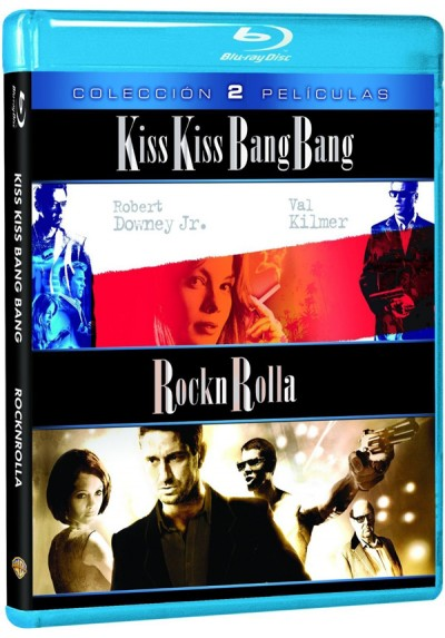 Kiss Kiss Bang Bang / Rock´n Rolla (Blu-Ray)