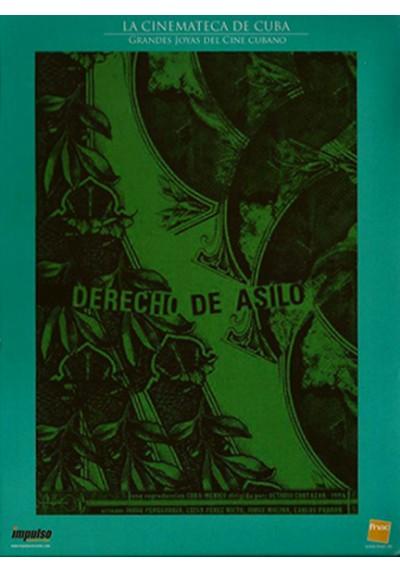 Derecho de asilo (La cinemateca de Cuba)