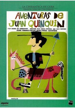 Aventuras de Juan Quinquín (La cinemateca de Cuba)