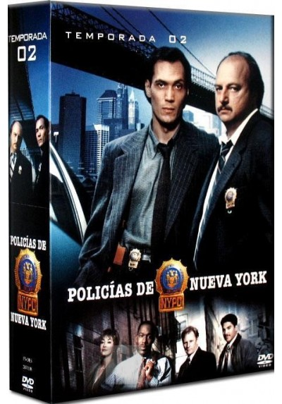 Policías de Nueva York, Temporada 2