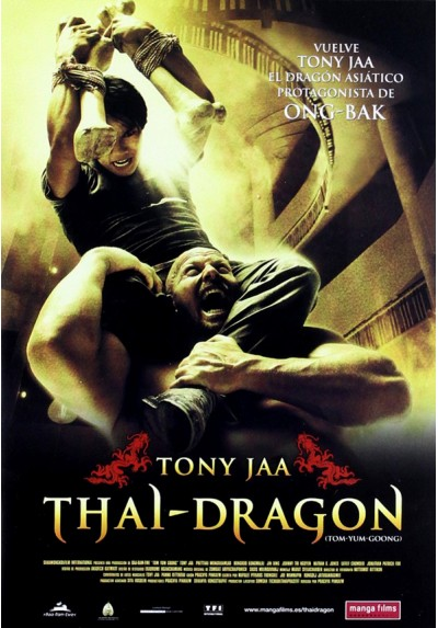 Thai-Dragon (Tom Yum Goong)