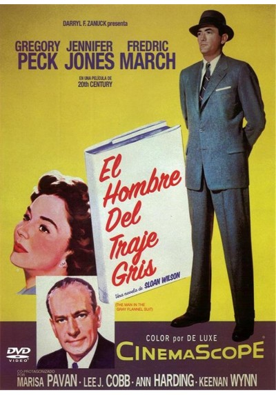Studio Classics - El Hombre del Traje Gris (The Man in the Gray Flannel Suit)