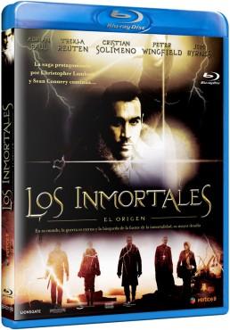 Los Inmortales : El Origen (Blu-Ray) (Bd-R) (Highlander: The Source)