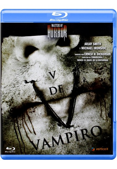 Masters Of Horror - V De Vampiro (Blu-Ray) (Bd-R) (The V Word)