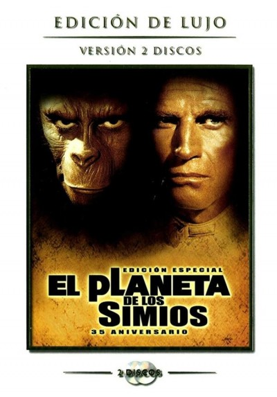 El Planeta de los Simios (1968) - Edición de Lujo (The Planet of the Apes)