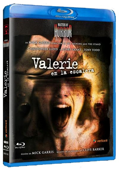 Masters Of Horror - Valerie En La Escalera (Blu-Ray) (Bd-R) (Valerie On The Stairs)