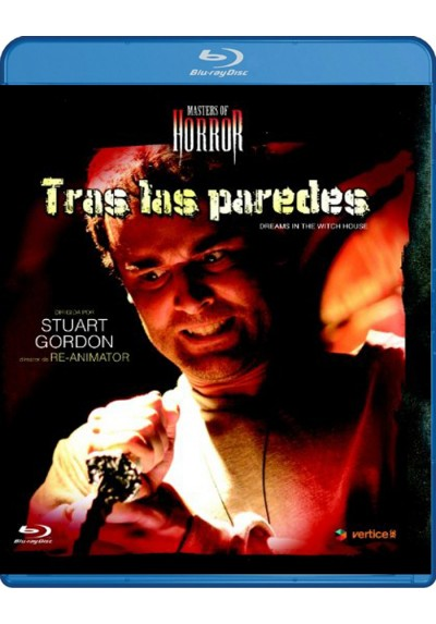 Masters Of Horror - Tras Las Paredes (Blu-Ray) (Bd-R) (Dreams In The Witch-House)