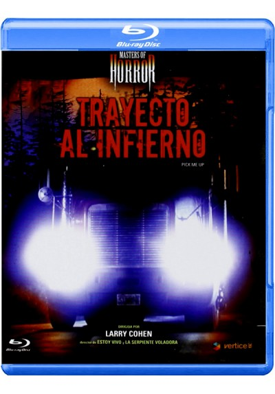Masters Of Horror - Trayecto Al Infierno (Blu-Ray) (Bd-R) (Pick Me Up)
