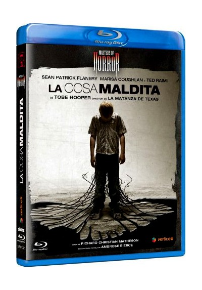 Masters Of Horror - La Cosa Maldita (Blu-Ray) (Bd-R) (The Damned Thing)