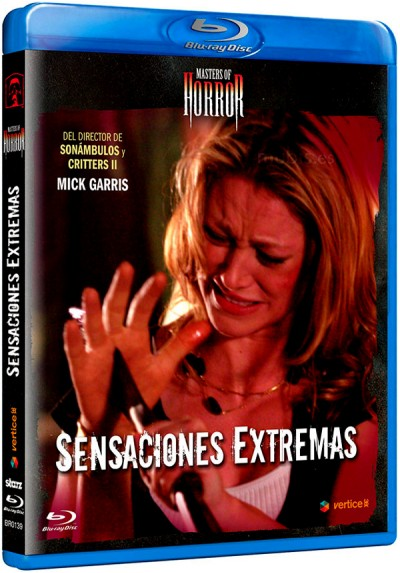 Masters Of Horror - Sensaciones Extremas (Blu-Ray) (Bd-R) (Chocolate)
