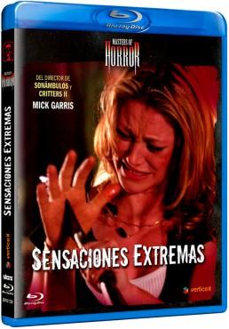 Masters Of Horror - Sensaciones Extremas (Blu-Ray) (Bd-R) (Chocolate)