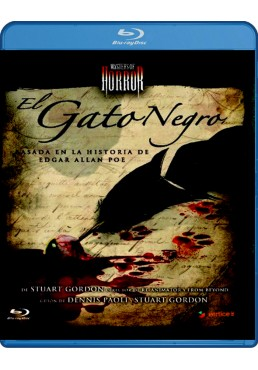 Masters Of Horror - El Gato Negro (Blu-Ray) (Bd-R) (The Black Cat)