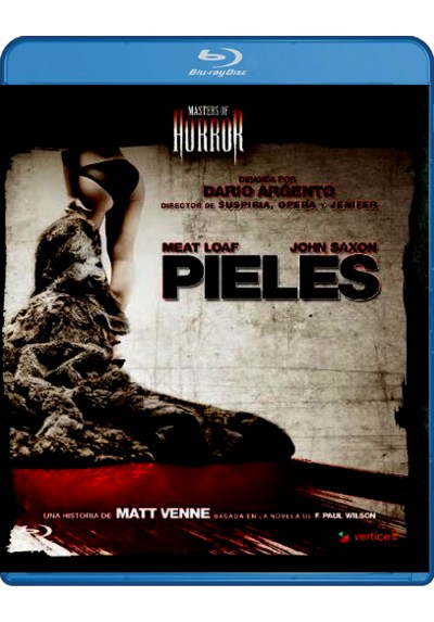 Masters Of Horror - Pieles (Blu-Ray) (Bd-R) (Pelts)