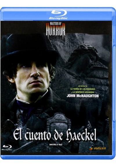 Masters Of Horror - El Cuento De Haeckel (Blu-Ray) (Bd-R) (Haeckel´s Tale)