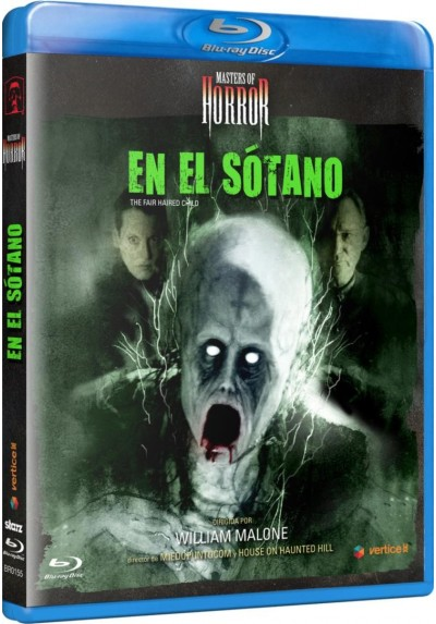 Masters Of Horror - En El Sotano (Blu-Ray) (Bd-R) (Fair-Haired Child)