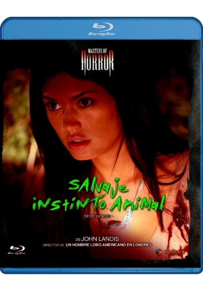 Masters Of Horror - Salvaje Instinto Animal (Blu-Ray) (Bd-R) (Deer Woman)