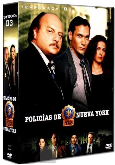 Policías de Nueva York, Temporada 3