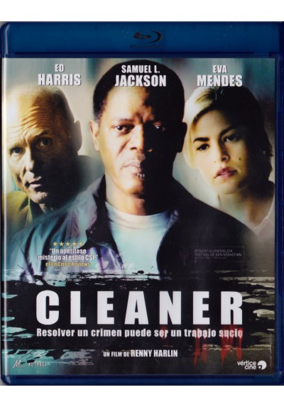 Cleaner (Blu-Ray)