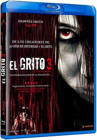 El Grito 3 (Blu-Ray) (Bd-R) (The Grudge 3)