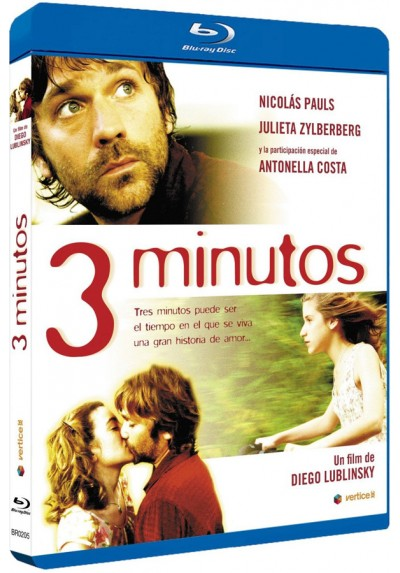 3 Minutos (Blu-Ray) (Bd-R)