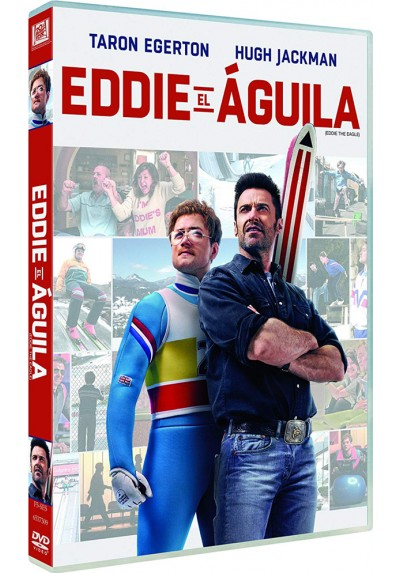 Eddie El Aguila (Eddie The Eagle)