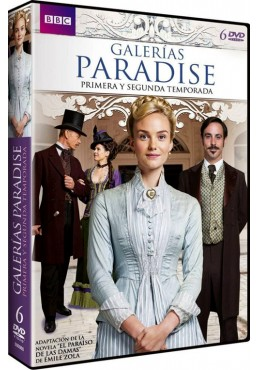 Galerías Paradise - 1ª Y 2ª Temporada