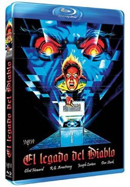 El Legado Del Diablo (Blu-Ray) (Evilspea)