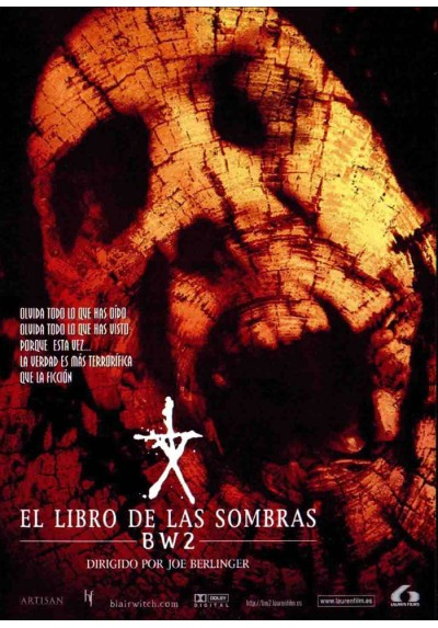 El Libro De Las Sombras Bw2 (Book Of Shadows: The Blair Witch Project 2)