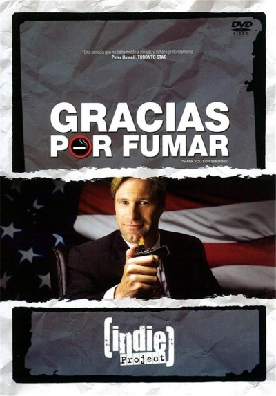Gracias por Fumar - Colección Indie Project (Thank You For Smoking)