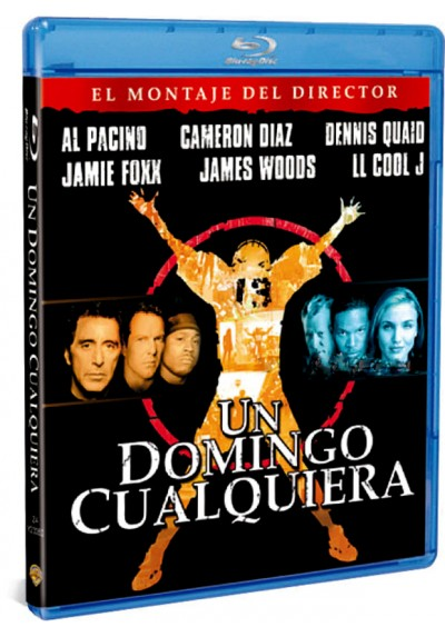 Un Domingo Cualquiera (Blu-Ray) (Any Given Sunday)