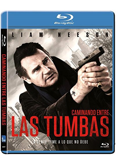 Caminando Entre Las Tumbas (Blu-Ray) (A Walk Among The Tombstones)