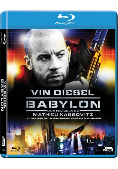 Babylon (Blu-Ray) (Babylon A.D.)