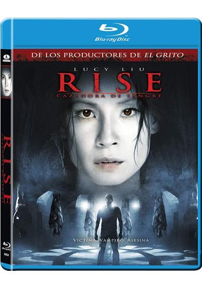 Rise: Cazadora De Sangre) (Blu-Ray)
