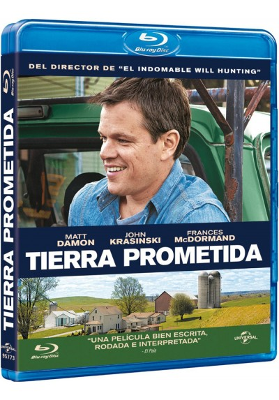 Tierra Prometida (Blu-Ray) (Promised Land)