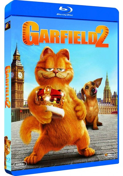 Garfield 2 (Blu-Ray) (Garfield: A Tail Of Two Kitties)