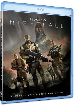 Halo Nightfall (Blu-Ray)