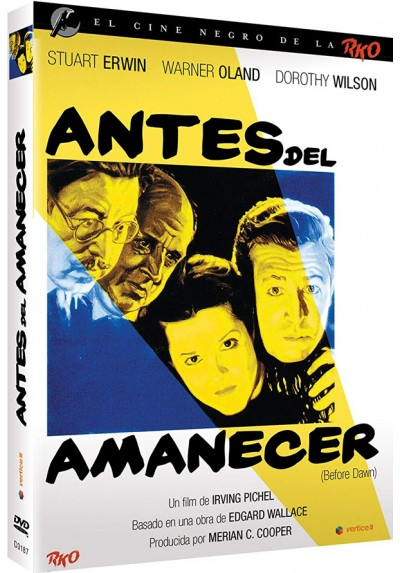 Antes Del Amanecer (1933) (Before Dawn)