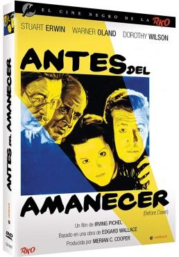 Antes Del Amanecer (1933) (Before Dawn)