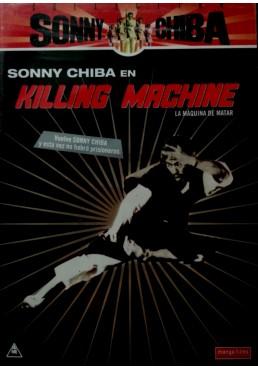 Killing Machine (La Máquina De Matar) (Shôrinji Kenpô)