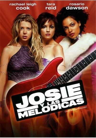 Josie y Las Melódicas (Josie and the Pussycats)