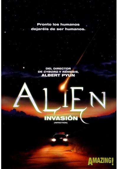 Alien: Invasión (Infection)