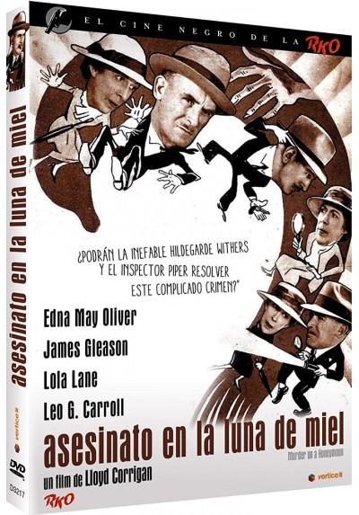 Asesinato En La Luna De Miel (Murder On A Honeymoon)