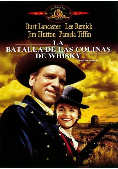 La Batalla de las Colinas de Whisky (The Hallelujah Trail)