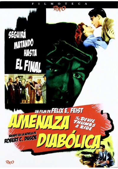 Amenaza Diabólica (The Devil Thumbs A Ride)