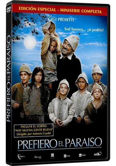 Prefiero El Paraíso (Ed. Especial) (Preferisco Il Paradiso)