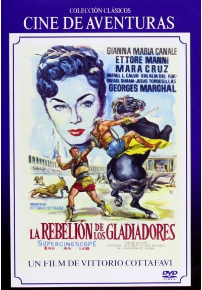 La Rebelión De Los Gladiadores (La Rivolta Dei Gladiatori)