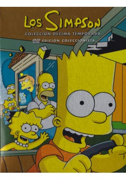 Los Simpson - 10ª Temporada (The Simpson)
