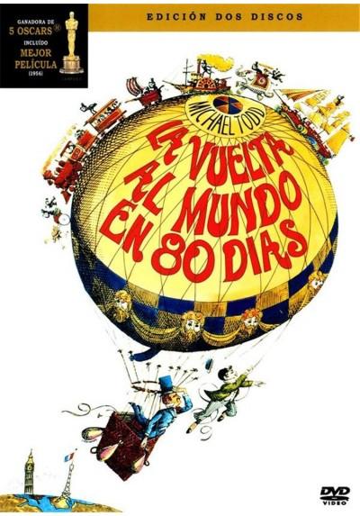 La Vuelta al Mundo en 80 Días - Edición 2 Discos (Around the World in 80 Days)