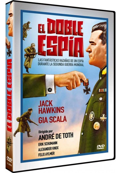 El Doble Espía (The Two-Headed Spy)